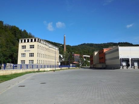 Adamov – production plants