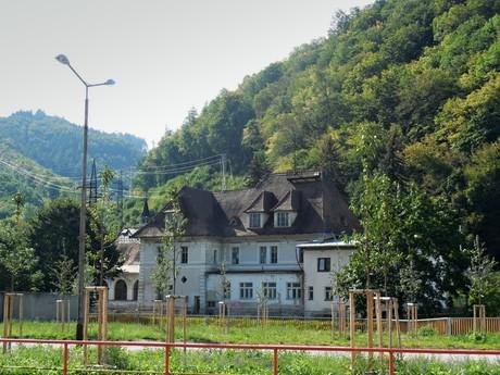 Adamov – summer houses