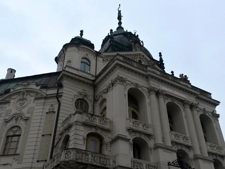 budova Státního divadla Košice