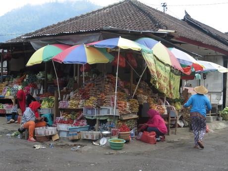 markets in central Bali