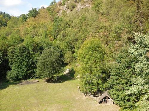 Stara Hut u Adamova (Hut Frantiska) – surroundings