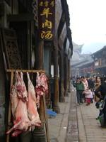 ulice v Číně