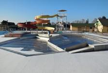 Podhájska – thermal pool compound