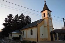 Podhajska – The Birth of the Virgin Mary church