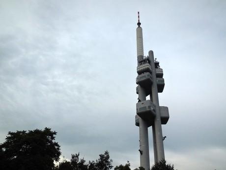 Prague – the Zizkov Tower