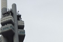 Prague – the Zizkov Tower