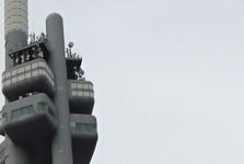 Praha – žižkovská věž