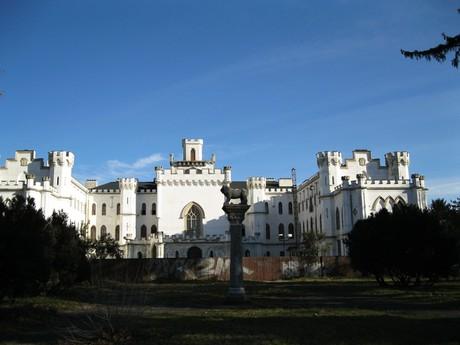замок в Русовцах