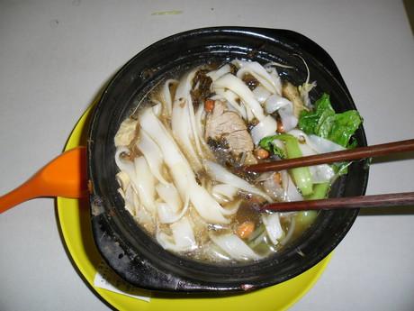 čínské jídlo