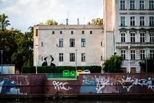 a spot for street artists