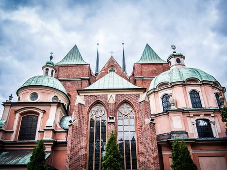 кафедральный собор Св. Иоанна Крестителя