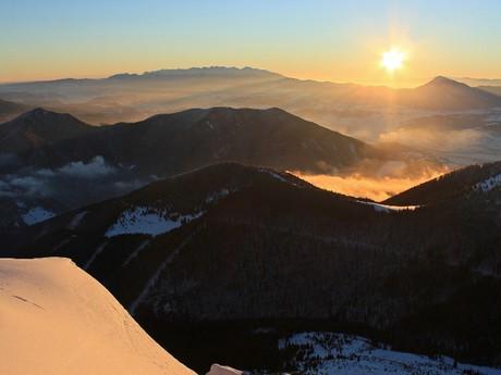 Вельки-Розсутец (панорама)