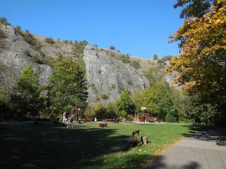 lokalita bývalého Klukovického koupaliště