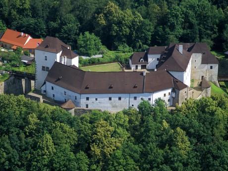 hrad Nové Hrady, foto Miluše Svátková