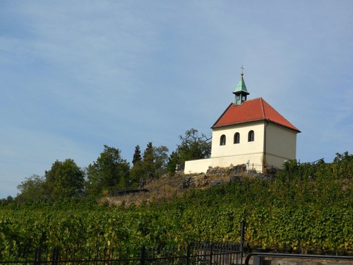 St Klara's chapel