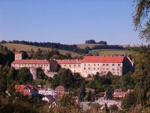 Zámek v Brtnici, archiv města Brtnice