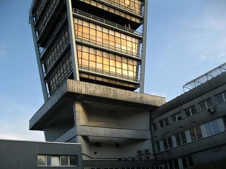 televízna veža na Kamzíku