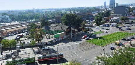Brno (pohľad z opevnenia)