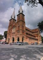 Сайгонский кафедральный собор Нотр-Дам