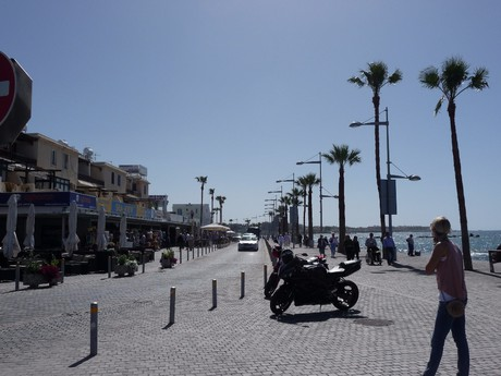 streets of Paphos