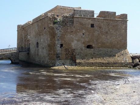 hrad Paphos