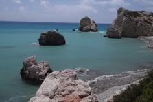 pláž Petra tou Romiou