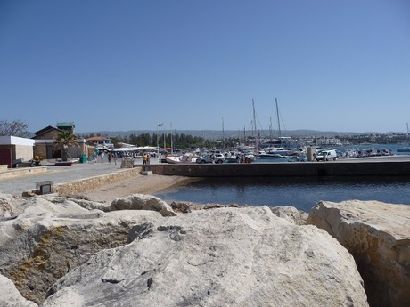 weather is pleasant for 8 months a year in Paphos