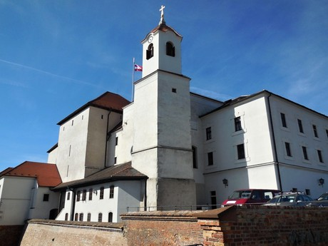 замок Шпильберк – «смотровая башня»