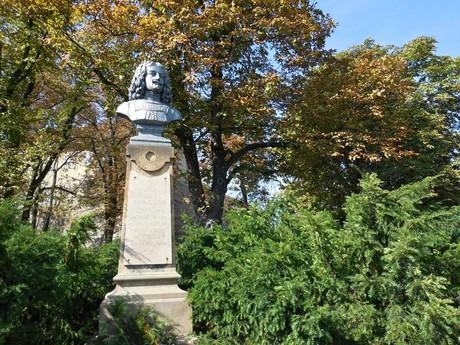 bust of Jean Louise Raduit de Souches