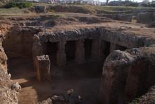 podzemní místnosti Královských hrobek