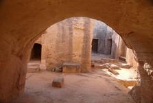 underground of Royal Tombs