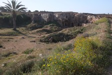 historická místa jsou i příjemným místem k odpočinku