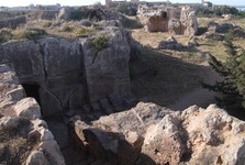 There are many beautiful historical sights on Cyprus