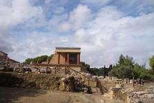 Knóssos palace