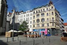 uličky historického centra