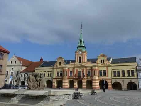 Mělník, town hall