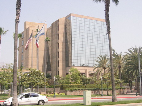Anaheim – town hall