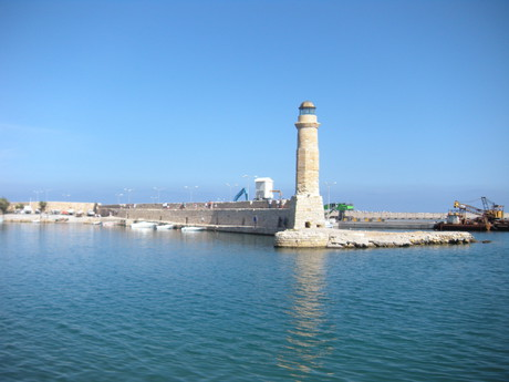Rethymno – lighthouse