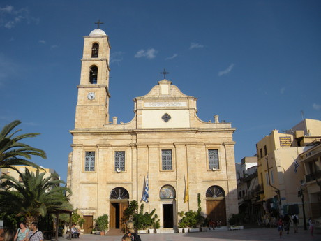cathedral, Chania