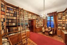 Knihovna, foto Libor Sváček