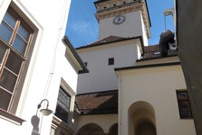 the Old Town Hall building
