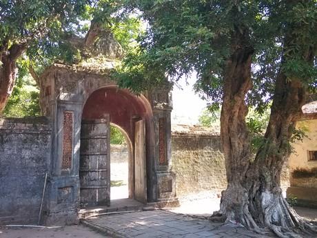 hrobky připomínají spíše parky