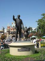 Walt Disney a Micky Mouse