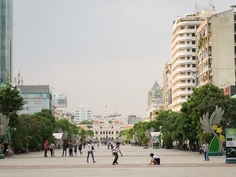 Ho Či Minovo Mesto