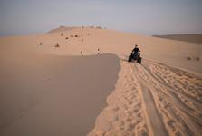 Vietnamese still ride with tourists around