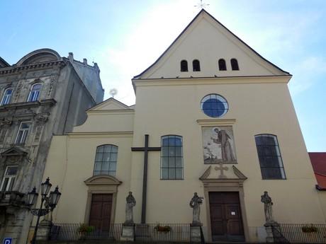 kostel Nalezení sv. Kríže