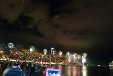 Madeira, ohňostroj