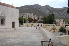 klášter Moni Preveli