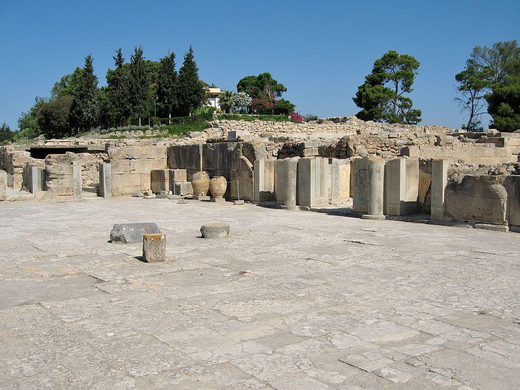 Kreta Festos