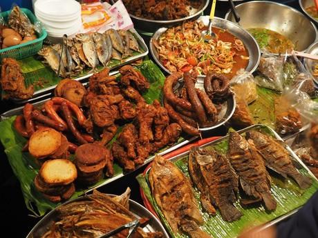 Thajské jedlá